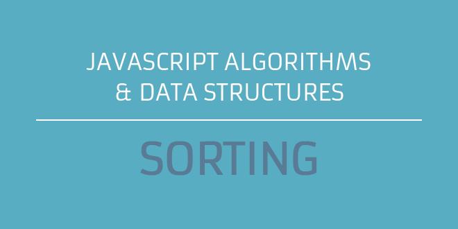 Javascript Sorting Algorithms